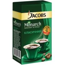 """Кава мелена Jacobs """"Monarch"""" 230г"""