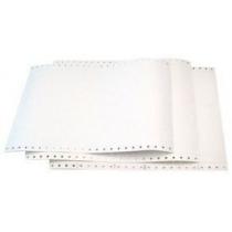 Бумага перфорированная однослойная СПФ плотность 55 гр/м2 ширина 210 мм Super Lux 1700 листов