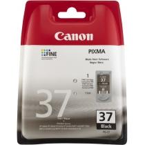 Картридж струйный Canon Pixma iP-1800/2500, PG-37 (2145B005) Black