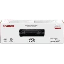 Картридж тонерний Canon Cartridge 725, LBP-6000 Black (3484B002)