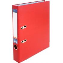 Папка-регистратор, А4, 50мм, красная