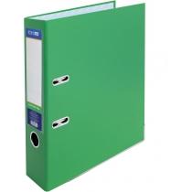 Папка-регистратор, А4, 70мм, зеленая