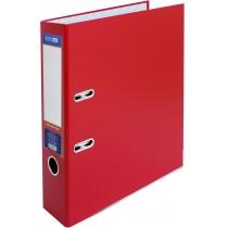 Папка-регистратор, А4, 70мм, красная