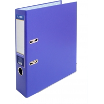 Папка-регистратор Economix, А5, 70мм, синяя