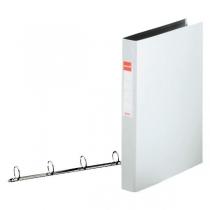 Папка-реєстратор Esselte Панорама А4,4 кільця, 20 мм, біла