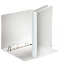 Папка-реєстратор Esselte Панорама А4, 4 кольца, 25 мм, белая