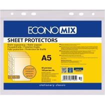 Файл для документов А5 Economix, 40 мкм, фактура