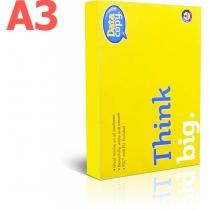 Бумага офисная DATA Copy А3, 80 г/м2, 500 л, класс A