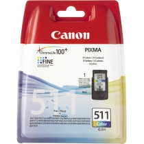 Картридж струйный Canon для Pixma MP230/MP250/MP270 CL-511C Color (2972B007)