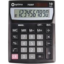 Калькулятор настольный Optima О75507