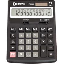 Калькулятор настольный Optima О75503