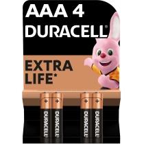 Батарейка DURACELL ААА MN2400 4шт. в упаковке