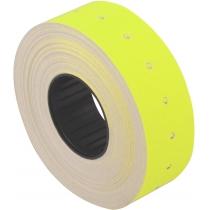 Етикетки-цінники Economix 21х12 мм жовті (1000 шт. / Рул.), E21301-05
