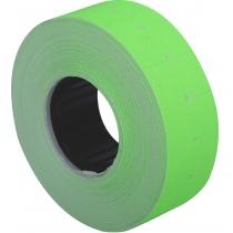Етикетки-цінники Economix 21х12 мм зелені (1000 шт. / Рул.), E21301-04