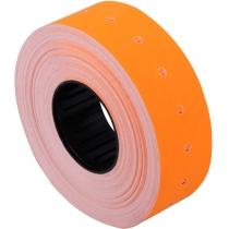 Етикетки-цінники Economix 21х12 мм помаранчеві (1000 шт. / рул.), E21301-06