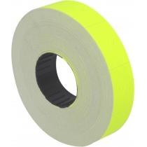 Етикетки-цінники Economix 23х16 мм жовті (700 шт. / рул.), E21302-05