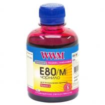 Чернила EPSON L800 E80/M, magenta, 200 г.