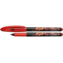 Ручка капиллярная-роллер чернильный Schneider VOYAGE красная. Без картриджа.