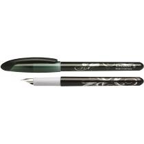 Ручка перьевая (без картриджа) SCHNEIDER VOYAGE, черная