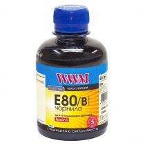 Чернила EPSON L800 E80/B, black, 200 г.