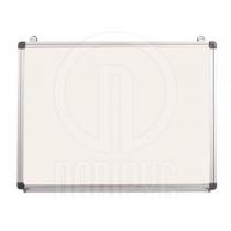 Доска магнитно-маркерная, 60х90см, алюминиевая рамка