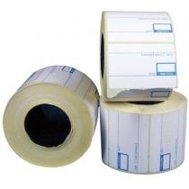Этикетка самоклеющаяся в рулоне Termo ЭКО 58х40 мм (предпечать), 700 шт / рул.