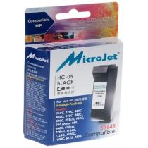 Картридж струйный MicroJet для HP DJ 850C/1100C/1600C аналог №45 Black (HC-05)