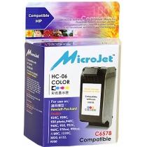 Картридж струменевий MicroJet для HPDJ 930C/950C/970C аналог №78 Color ( HC-06)
