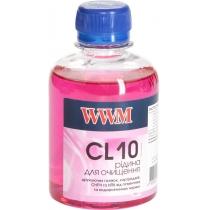 Очищающая жидкость WWM для пигментных цветных чернил 200г (CL10)