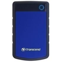 """Жорсткий диск TRANSCEND 1TB TS1TSJ25H3B Storejet 2.5"""" H3 USB 3.0 Blue"""