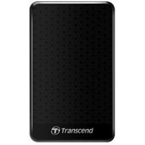 "Жорсткий диск TRANSCEND 2TB TS2TSJ25A3K Storejet 2.5"" USB 3.0 Black"