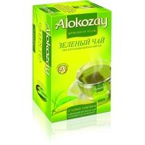 Чай Alokozay Tea 25 шт зеленый