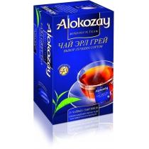 Чай Alokozay Tea 25 шт черный с бергамотом