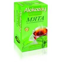Чай Alokozay Tea 25 шт черный с мятой