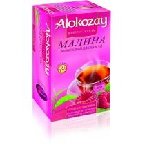 Чай Alokozay Tea 25 шт черный с малиной