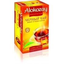 Чай Alokozay Tea 25 шт черный