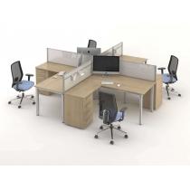Комплект мебели для персонала, Озон, O.5