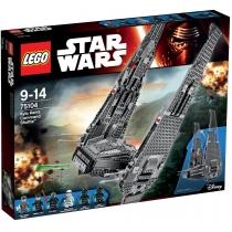 "Конструктор Лего ""Командный шаттл Кирка Рен (Kylo Ren Command Shuttle ™)"""