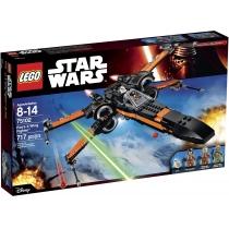 """Конструктор Лего """"Х-образный истребитель Поу (Poe's X-Wing Fighter ™)"""""""