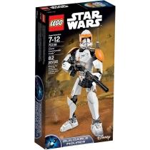"Конструктор Лего ""Командир клонов Коди (Clone Commander Cody ™)"""