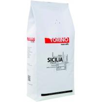 Кава в зернах Torino Sicilia 1кг, арабіка 50%, робуста 50%