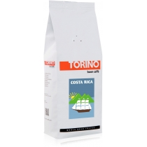 Кава в зернах Torino Costa Rica 200г, 100% арабіка, м`який смак