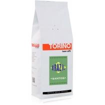 Кава в зернах Torino Brazil 200г, 100% арабіка, з гірчинкою