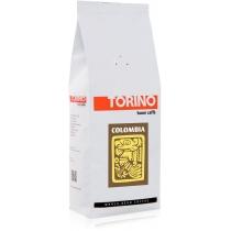 Кава в зернах Torino Colombia 200г, 100% арабіка, з кислинкою