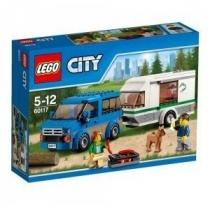 "Конструктор Lego ""Микроавтобус и фургон"""