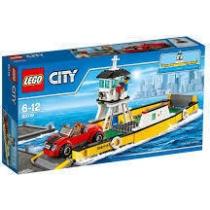 """Конструктор Лего """"Паром"""""""