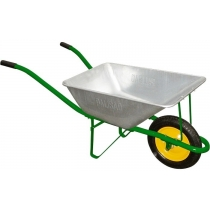 Тачка садова, вантажопідйомність 120 кг, об'єм 58 л PALISAD