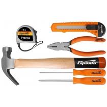 Набор инструмента SPARTA бытового 6 предметов