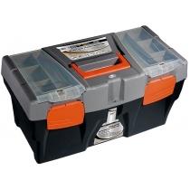 """Ящик для інструменту, 500 х 260 х 260 мм (20 """"), пластик STELS"""