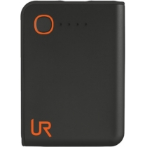 Универсальная батарея URBAN REVOLT Cinco Power Bank 10400 black